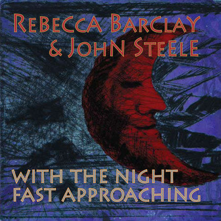With the Night Fast Approaching cover CD art